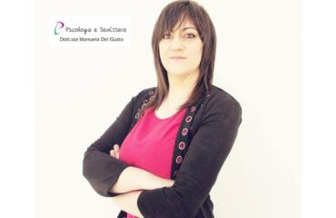 Psicologa Manuela Del Gusto